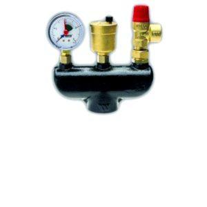Редукторы давления, группы безопасности, автоматизация водоснабжения