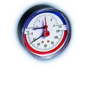 Термометры, манометры, термоманометры, термостаты